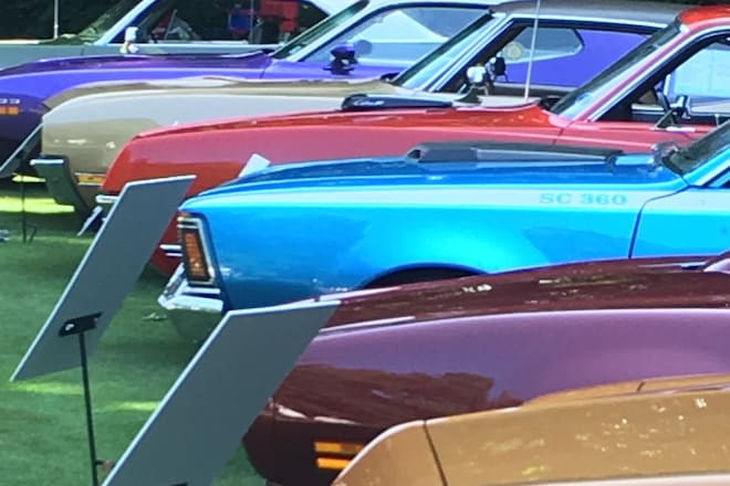Concours D'Elegance Of America 12