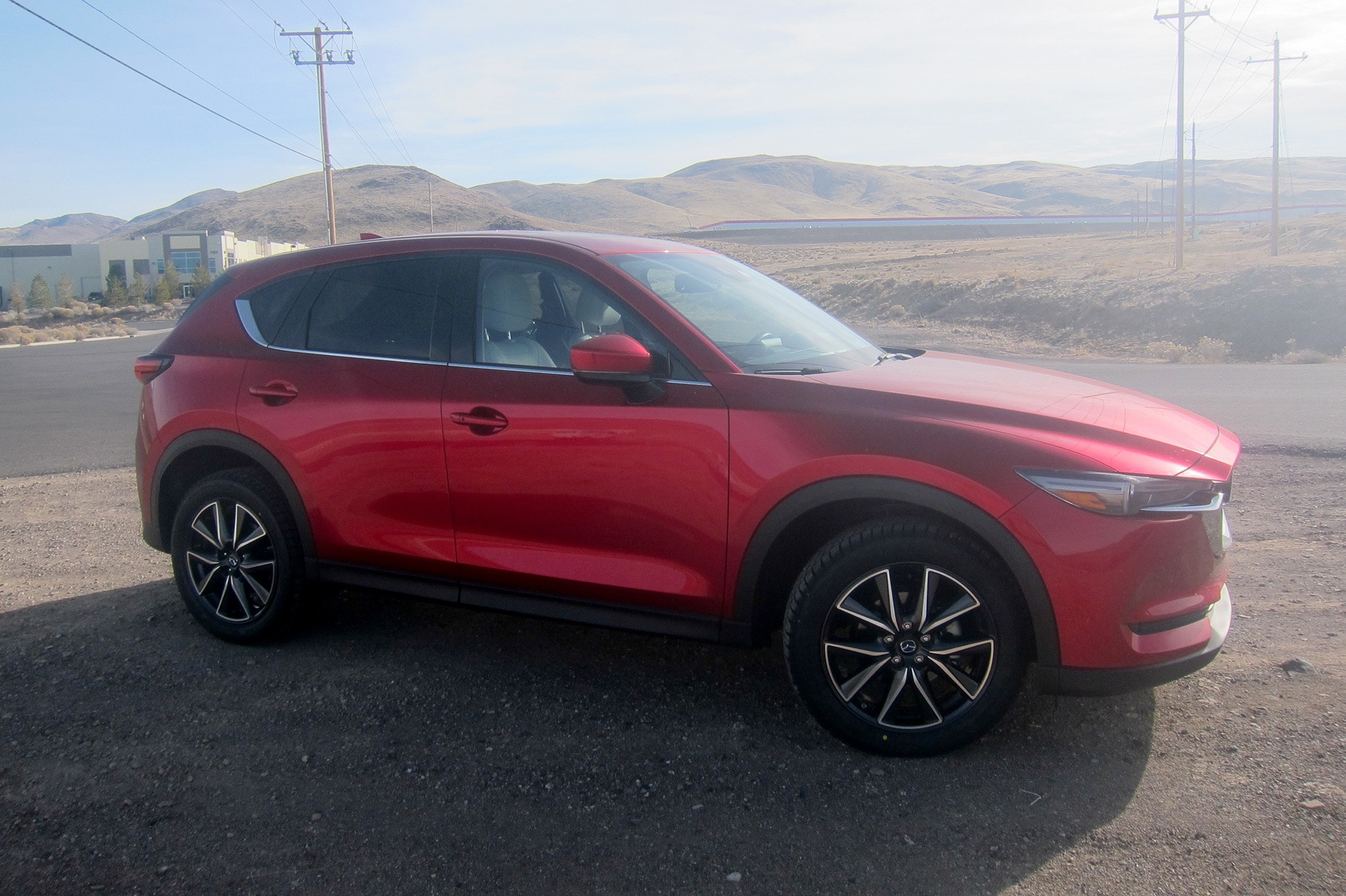 Four Seasons 2017 Mazda CX 5 Cross Country Part One 02