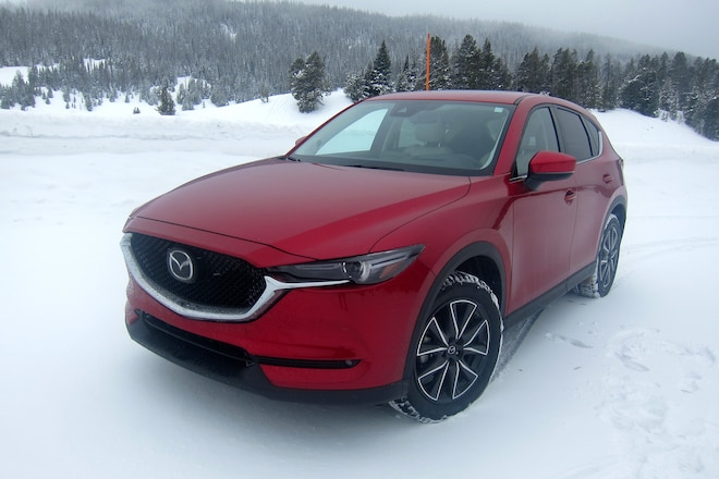 Four Seasons 2017 Mazda CX 5 Cross Country Part One 04
