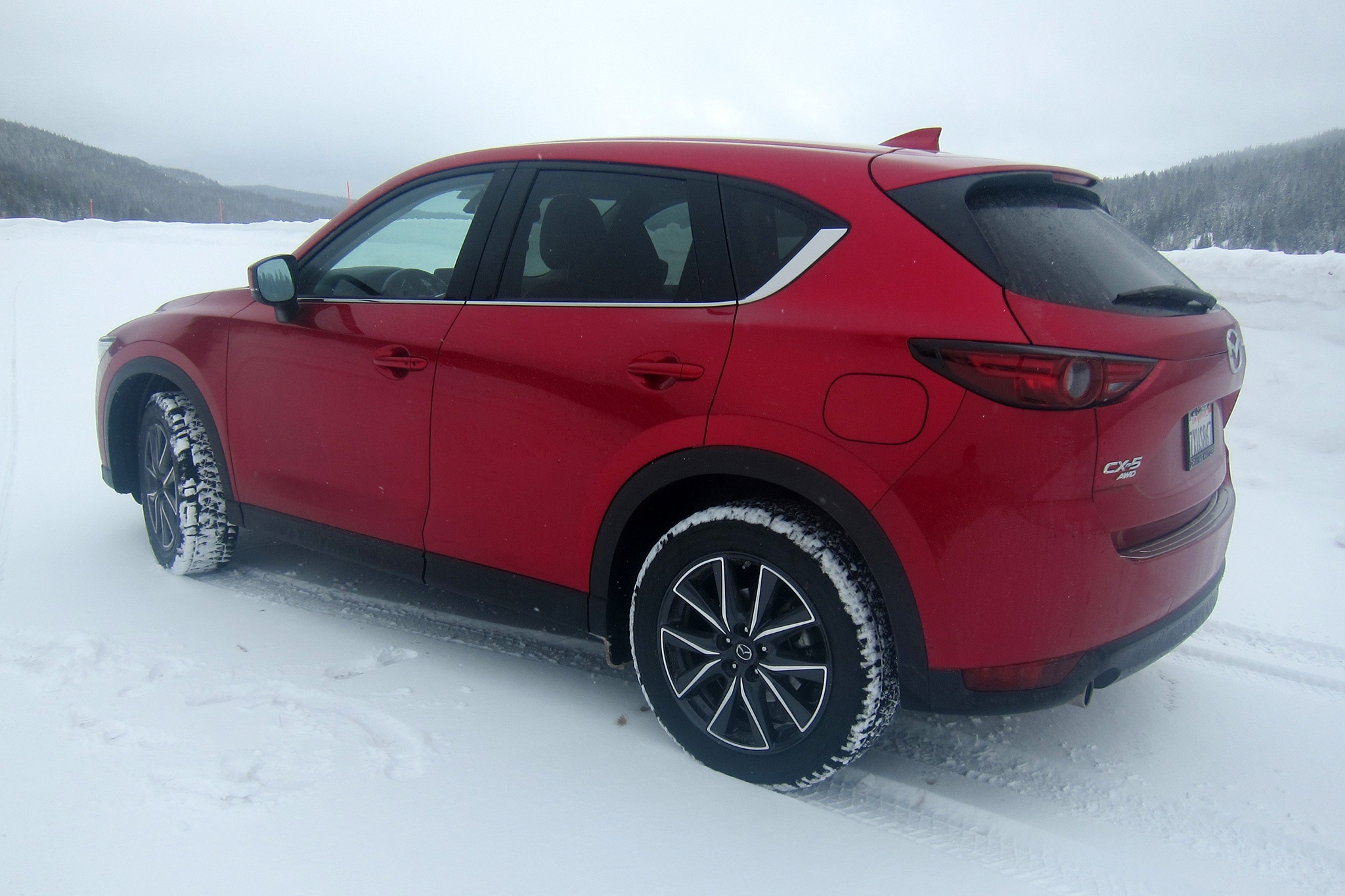 our four seasons 2017 mazda cx 5 goes to michigan part one automobile magazine. Black Bedroom Furniture Sets. Home Design Ideas