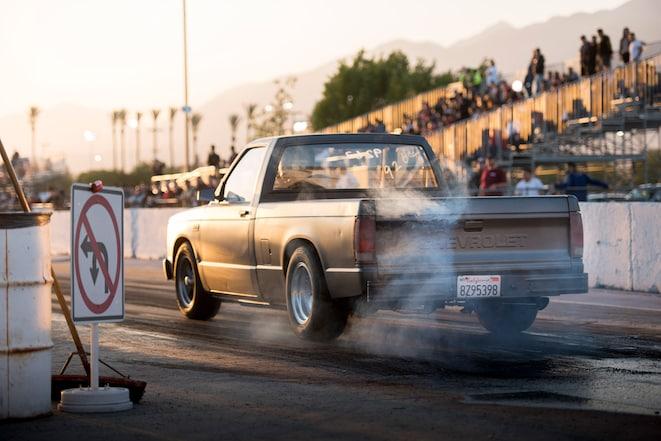 Chevrolet S-10 Pickup Gets V-8 Engine Swap | Automobile Magazine