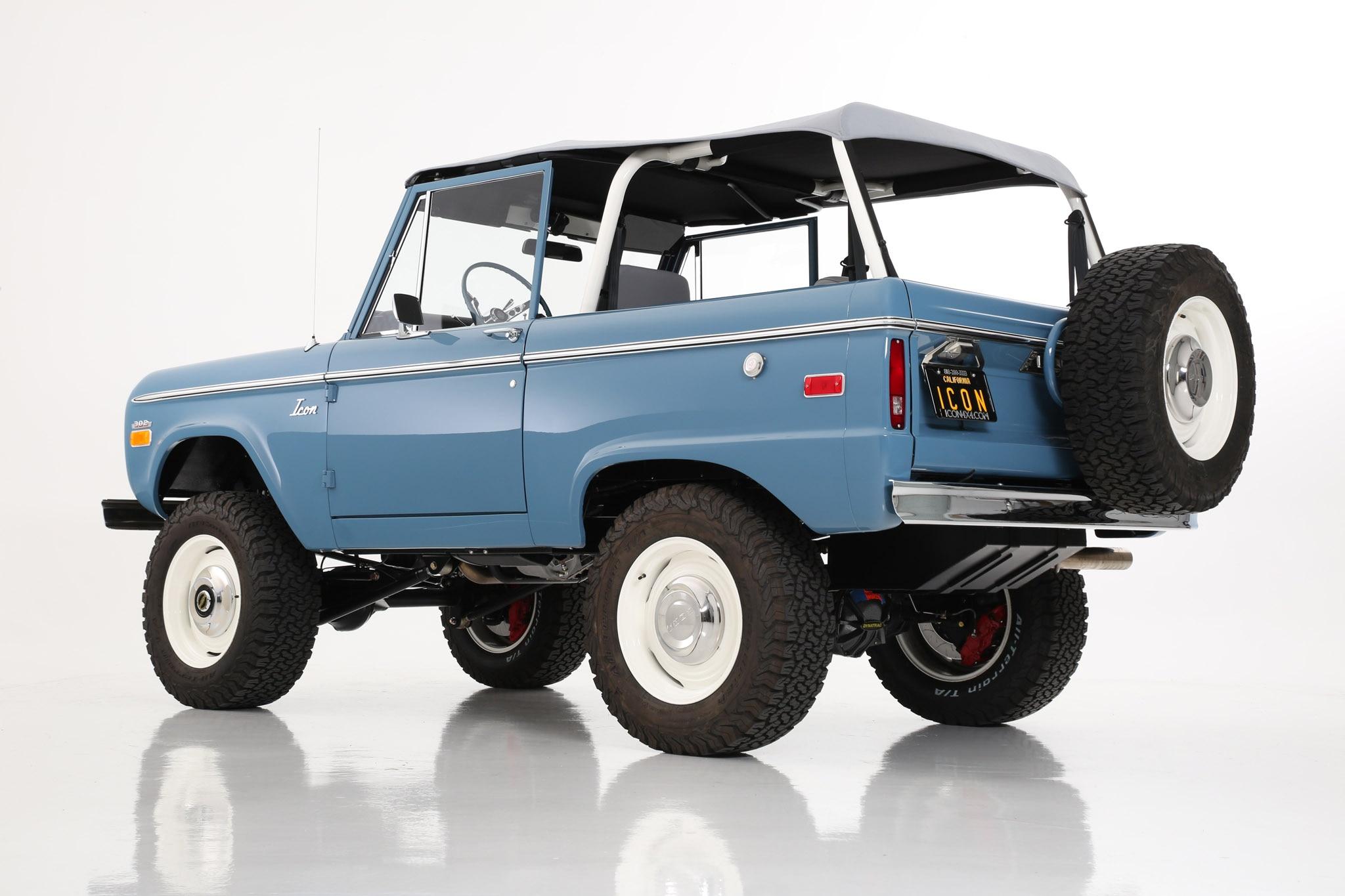 ICON Classic Bronco