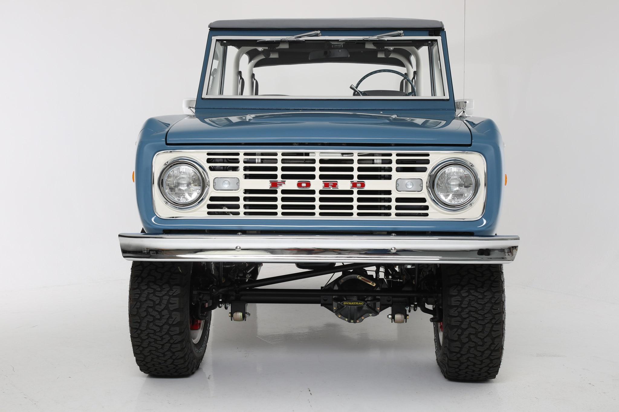 Icon Launches Classic Bronco Old School Series | Automobile Magazine