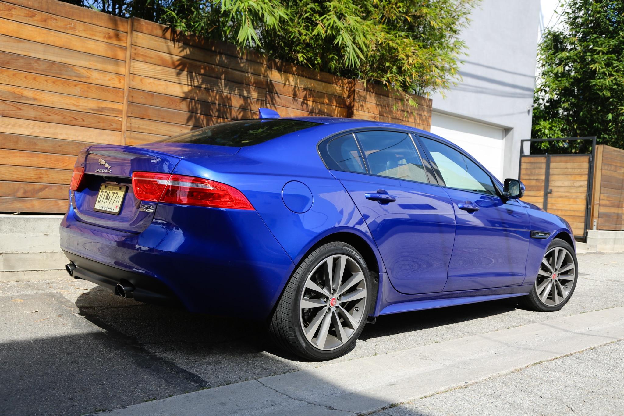 AUSmotive.com » Jaguar XE revealed