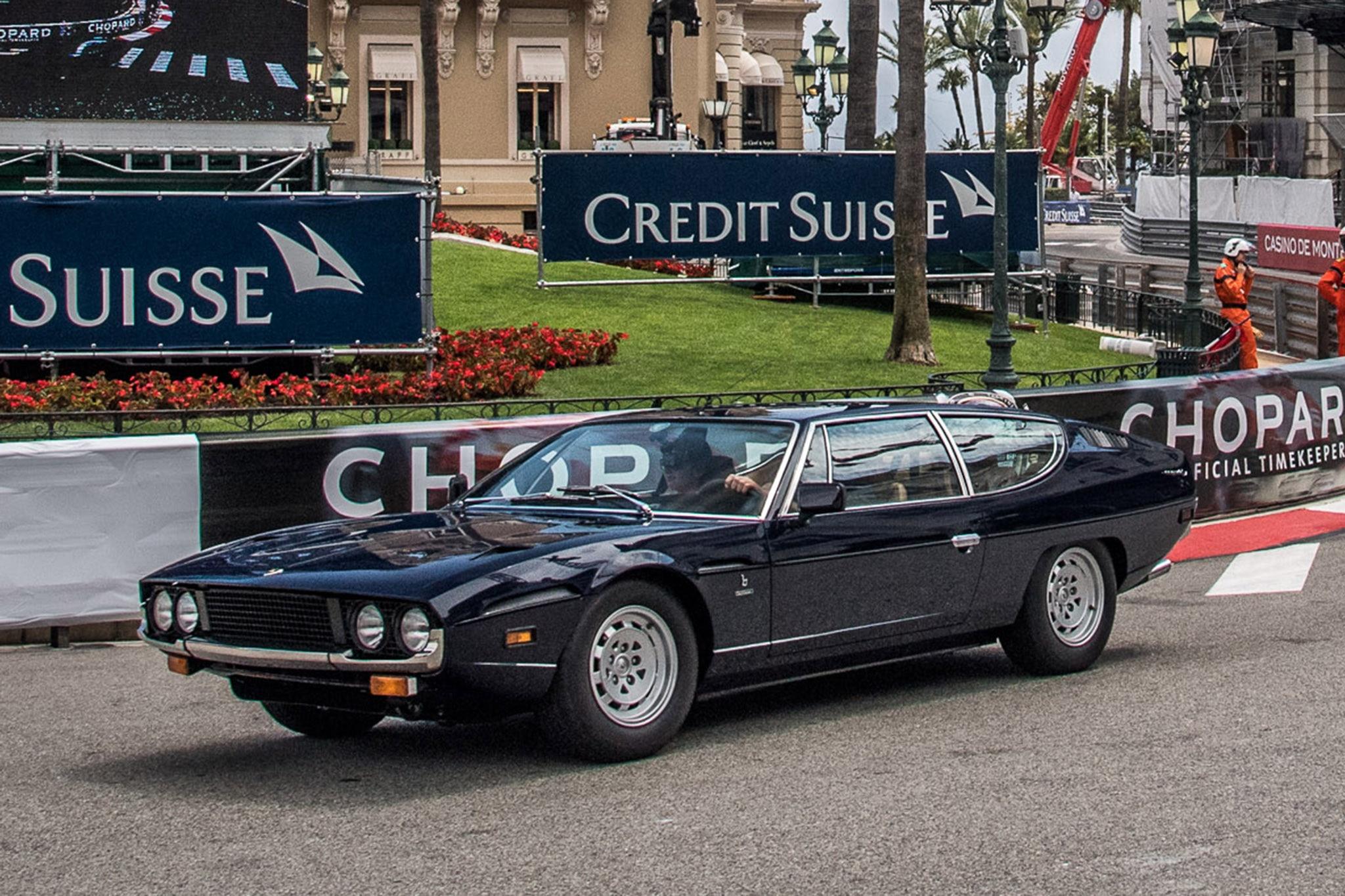 Lamborghini Espada And Islero Models Get 50th Anniversary Tour