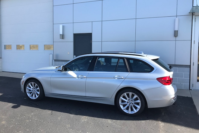 Michelin Pilot Sport 4S 16 2018 BMW 330xi Wagon