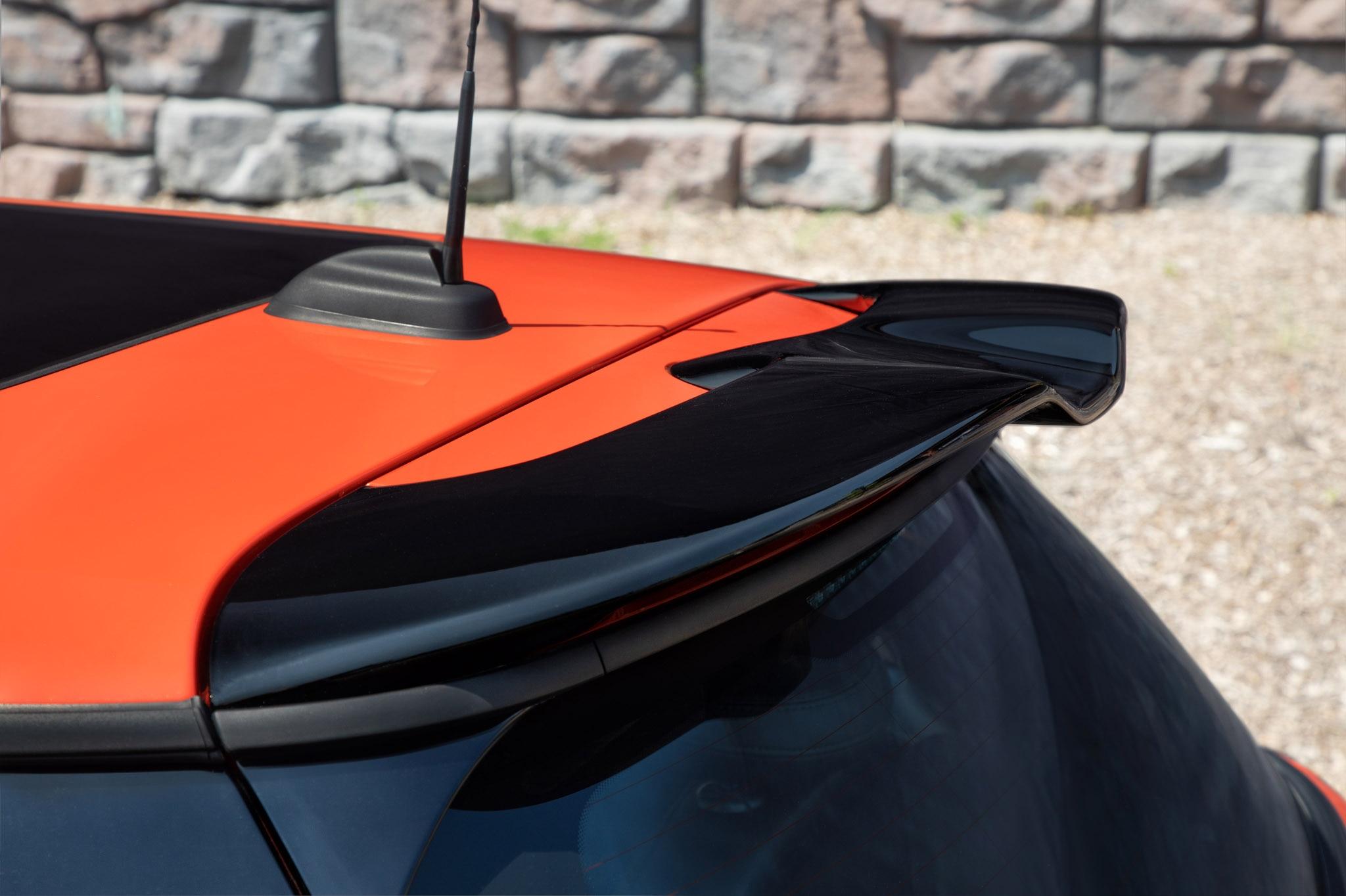 Mini John Cooper Works Hardtop International Orange Edition Looks