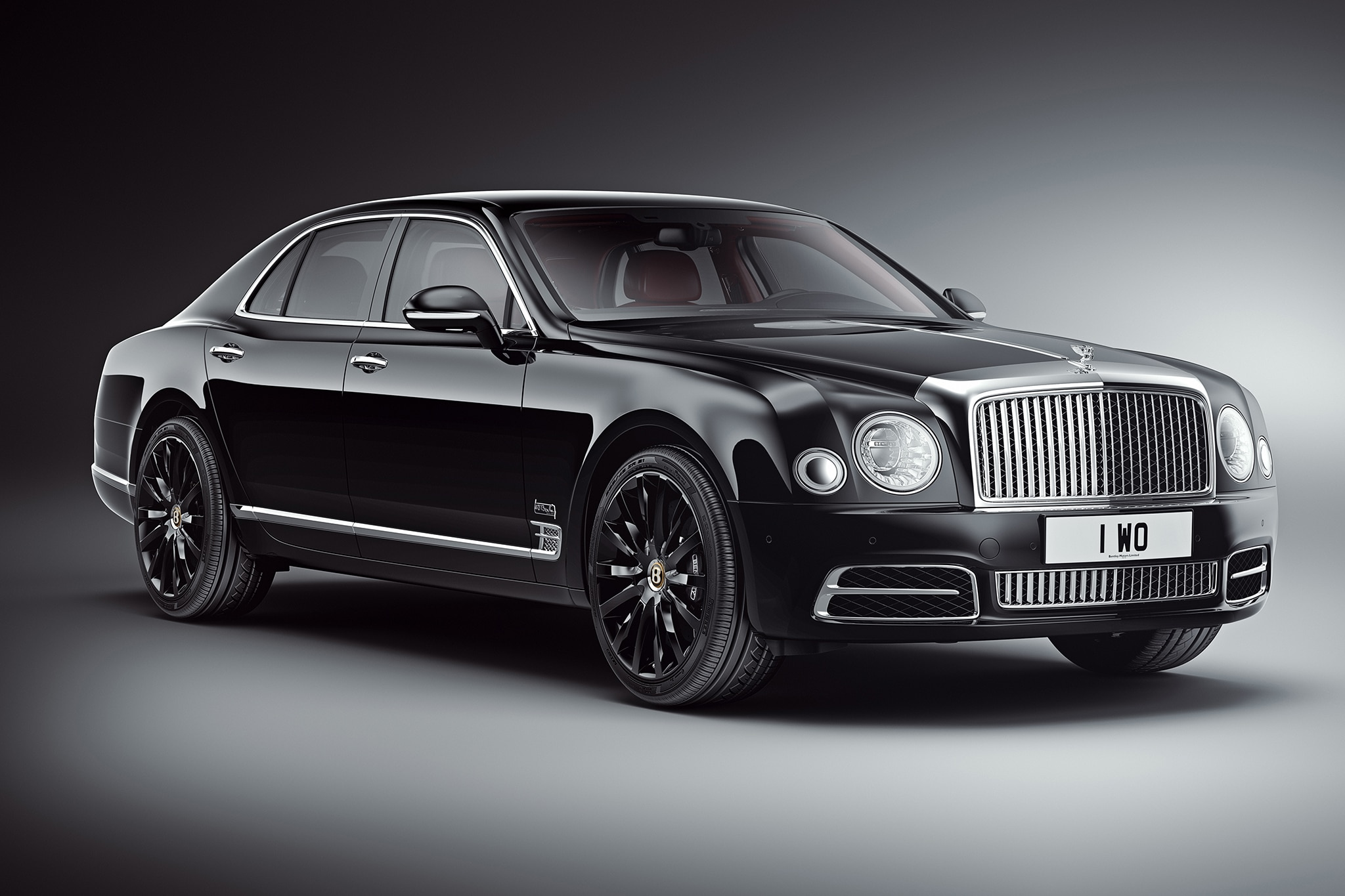 2019 Bentley Mulsanne W O Edition By Mulliner Set At 100