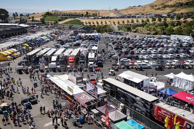 NASCAR At Sonoma Raceway 27