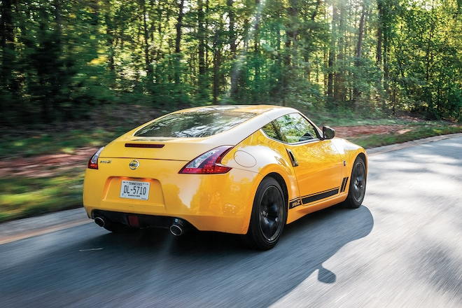We Sample Three Generations Of The Nissan Z Automobile Magazine