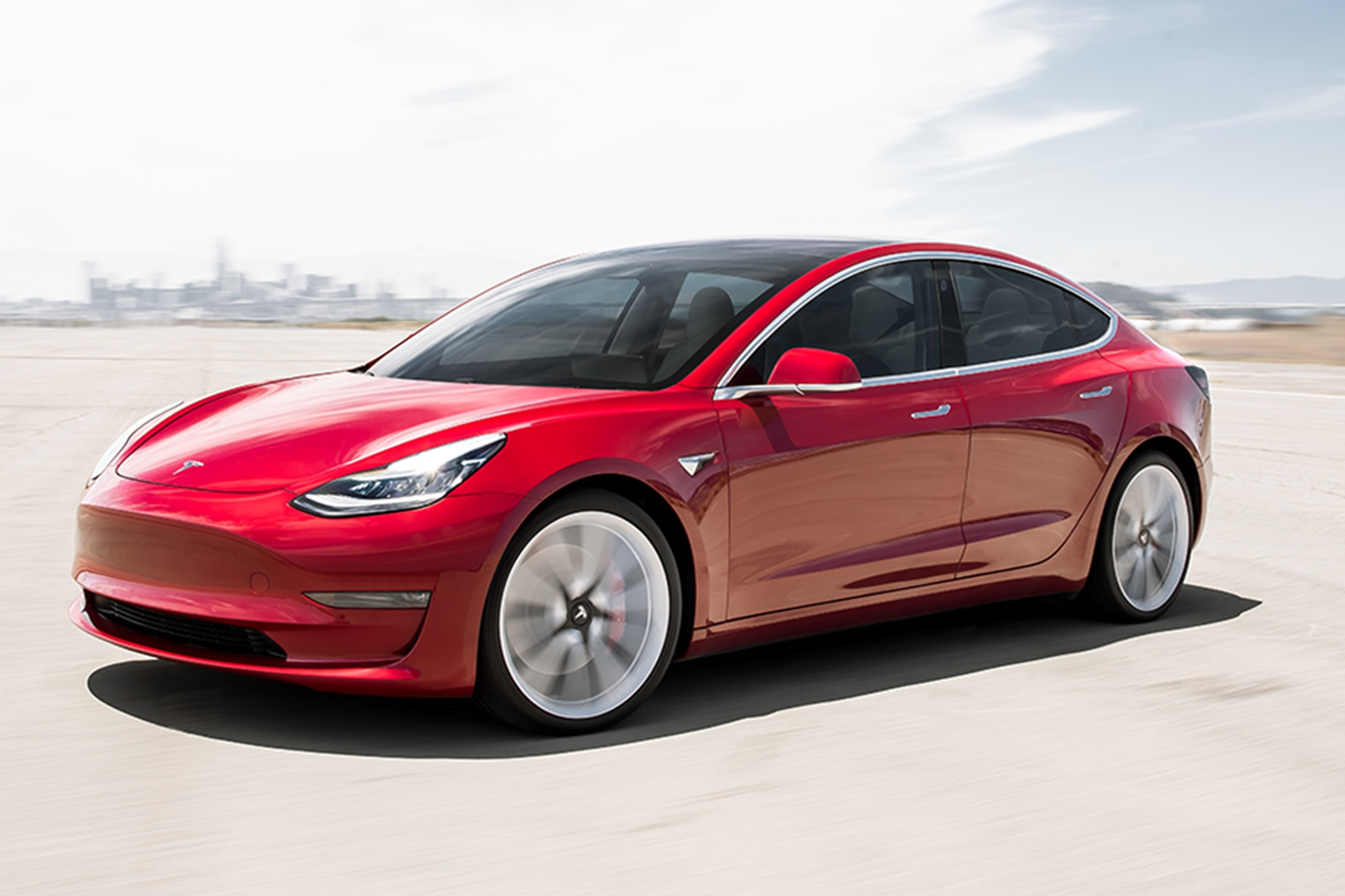 delivery time for tesla model 3 is approximately two to four months automobile magazine. Black Bedroom Furniture Sets. Home Design Ideas