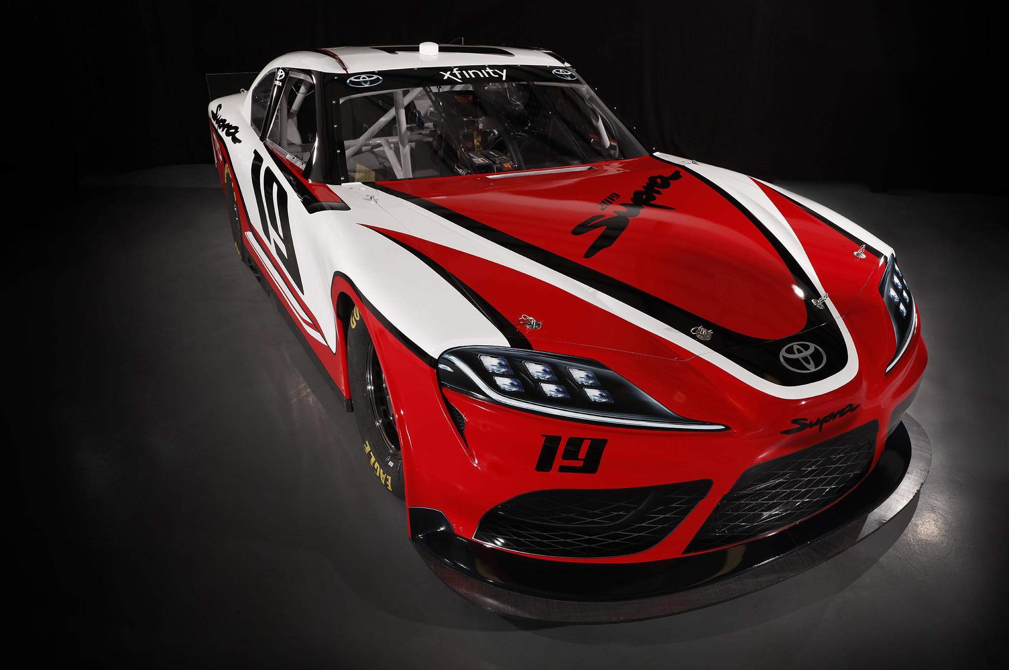 Toyota Supra Goes NASCAR Racing? Yeah, We Can't Believe It ...