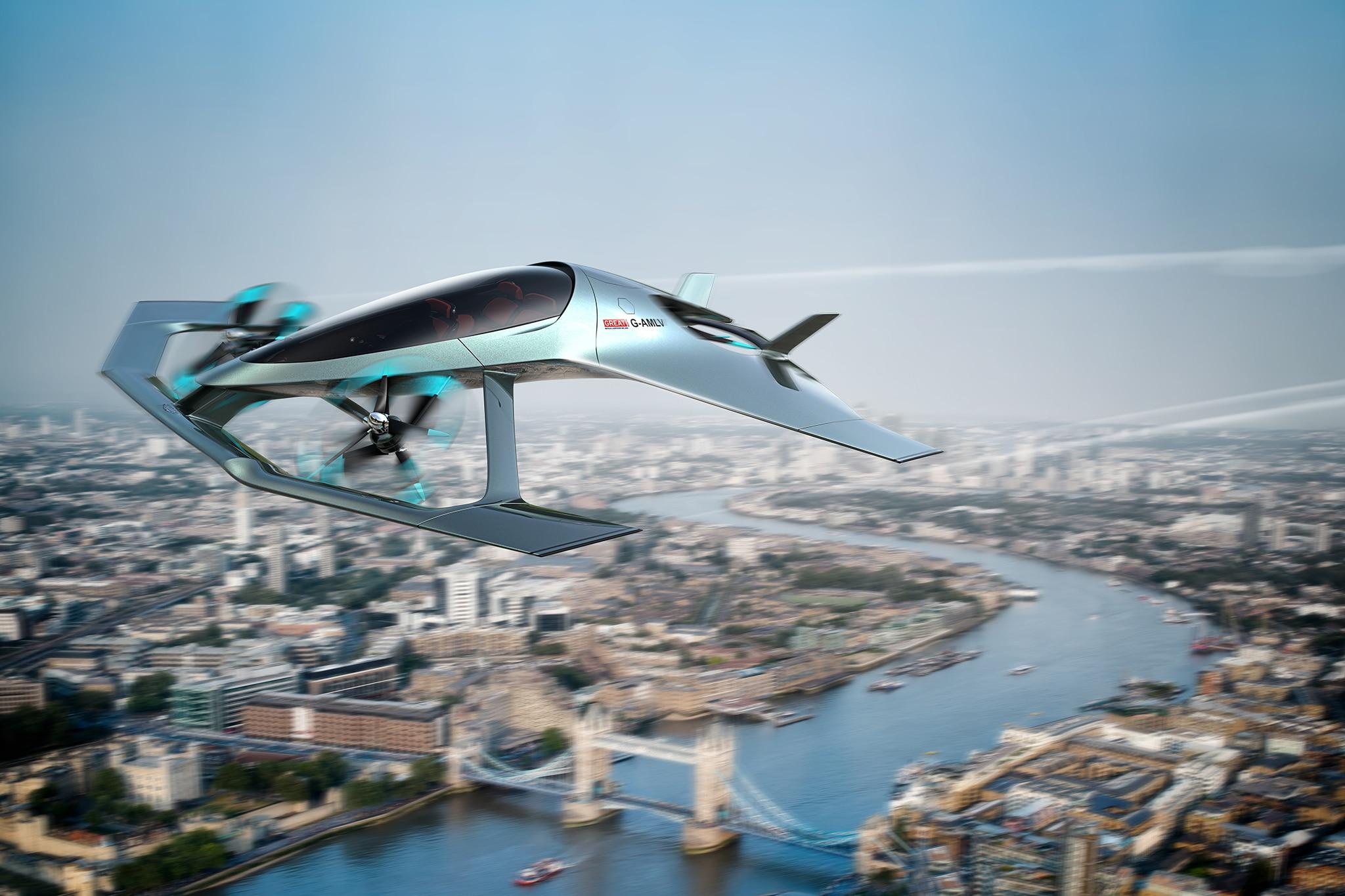 Volante Vision Concept Hero
