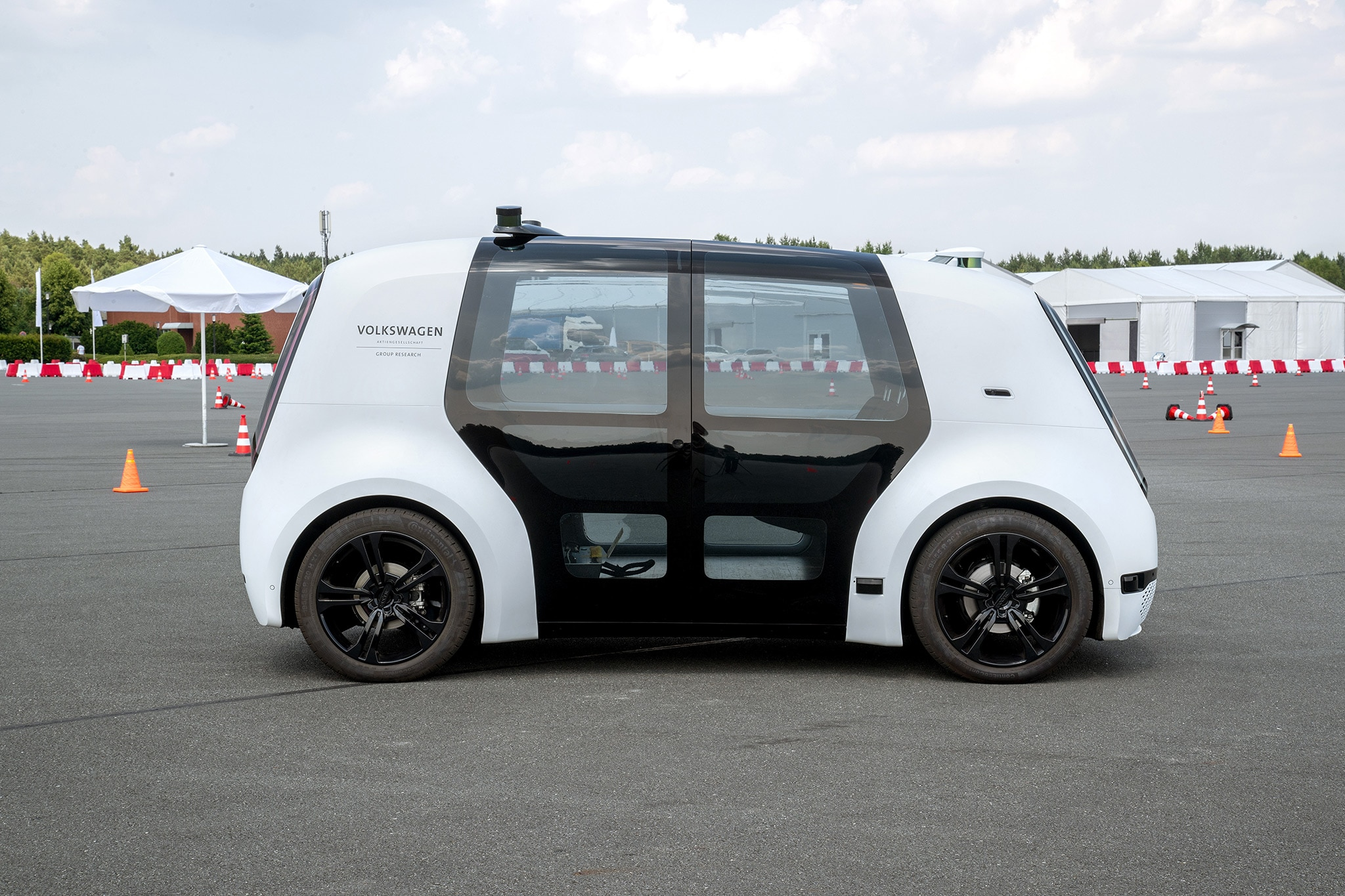 Volkswagen 2018 Future Mobility Day 01 Sedric