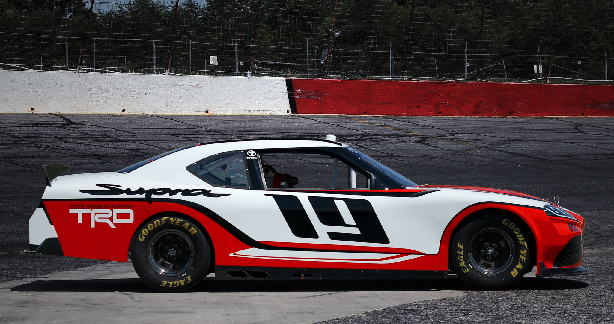 "It's cool that they're taking the ""Supra"" racing, but it just realllly  doesn't work style-wise."