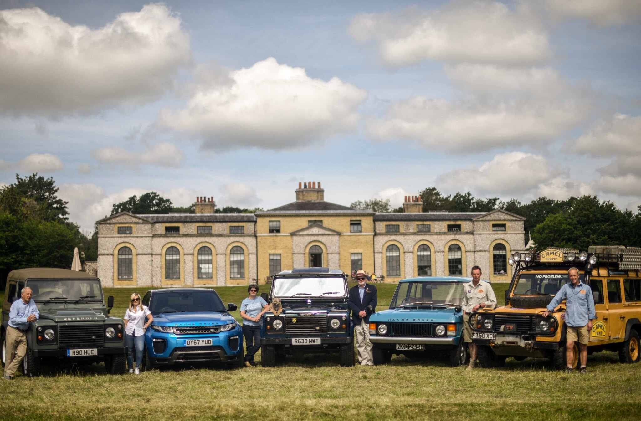 Land Rover Goodwood Festival Of Speed