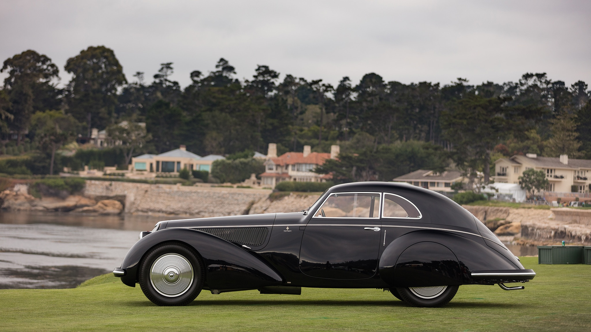 by design 1937 alfa romeo 8c 2900b touring berlinetta coupe