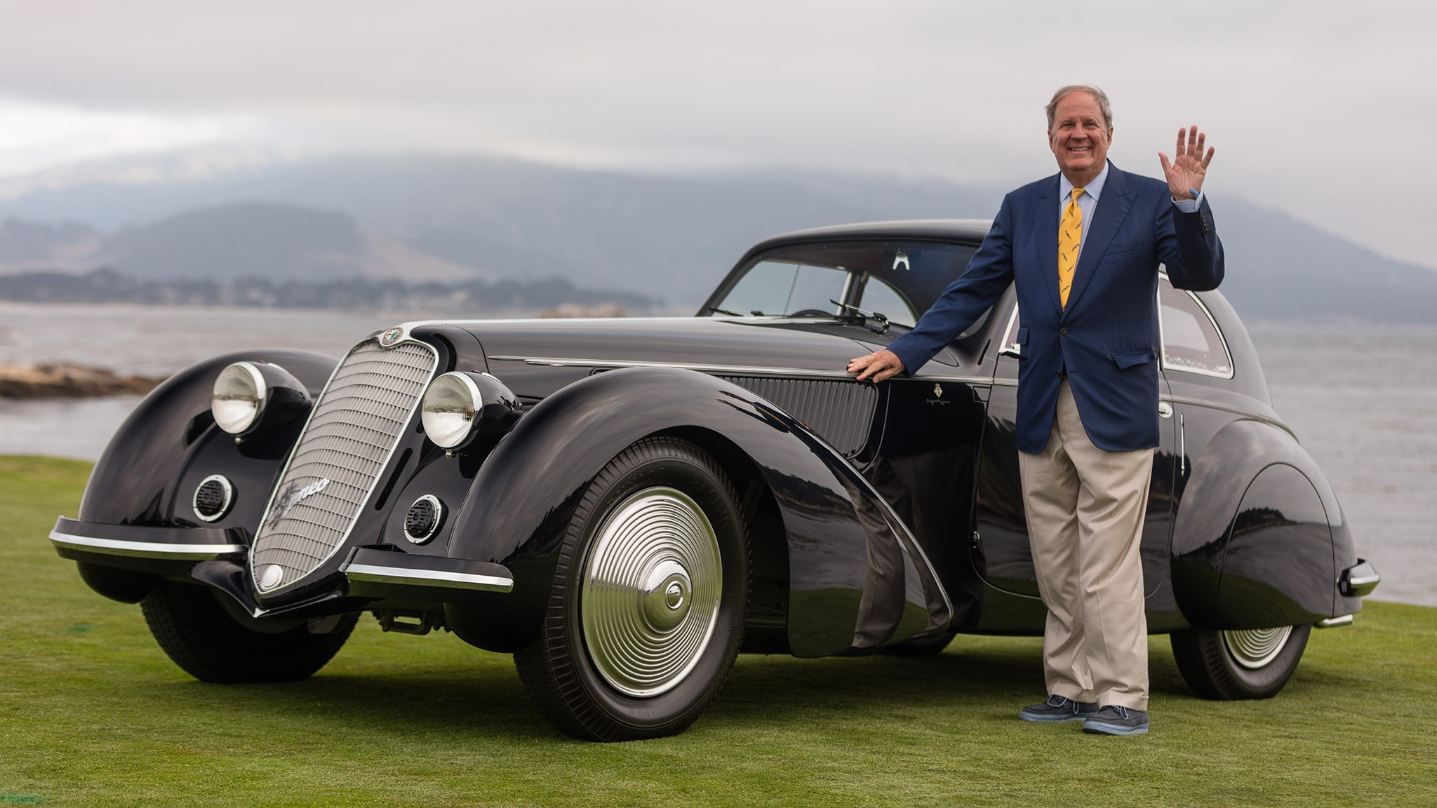 Pebble Beach Best In Show