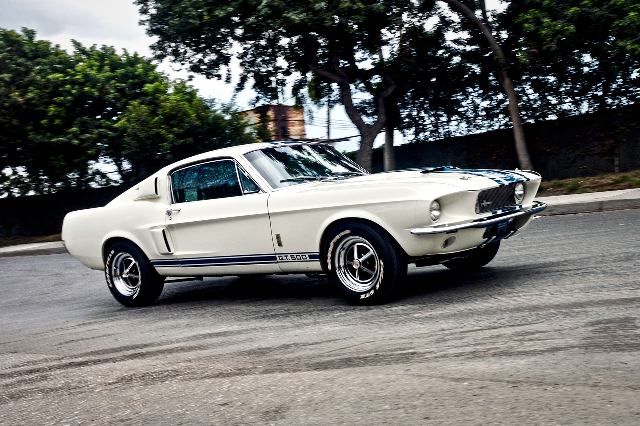 1967 Ford Shelby GT500 Super Snake 33
