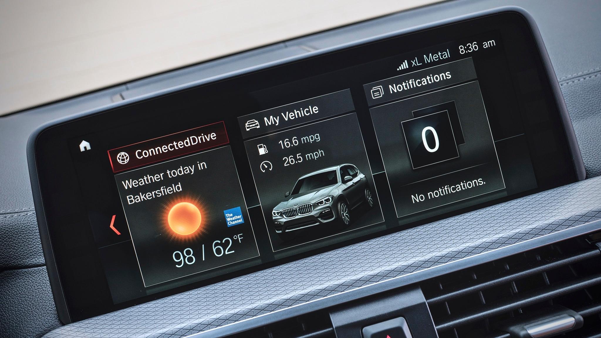 Nine Things That Make the 2018 BMW X3 M40i Badass