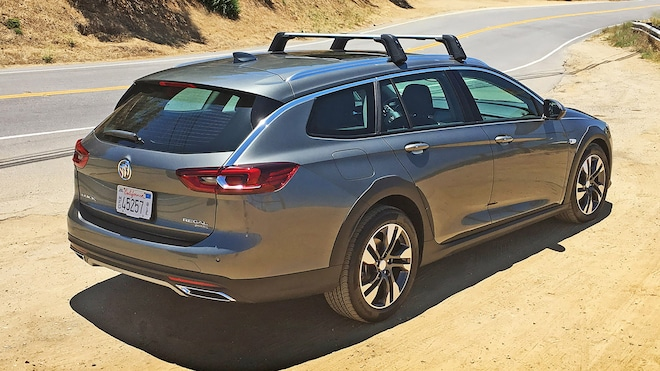 One Week With: 2018 Buick Regal TourX Essence AWD