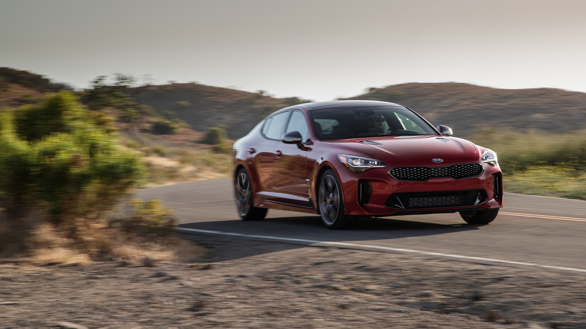 2018 Kia Stinger GT Four Seasons Introduction | Automobile ...