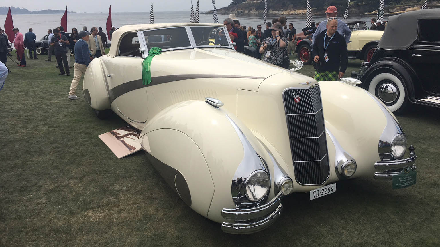 Best Cars Of The Pebble Beach Concours DElegance Automobile - Pebble beach car show 2018