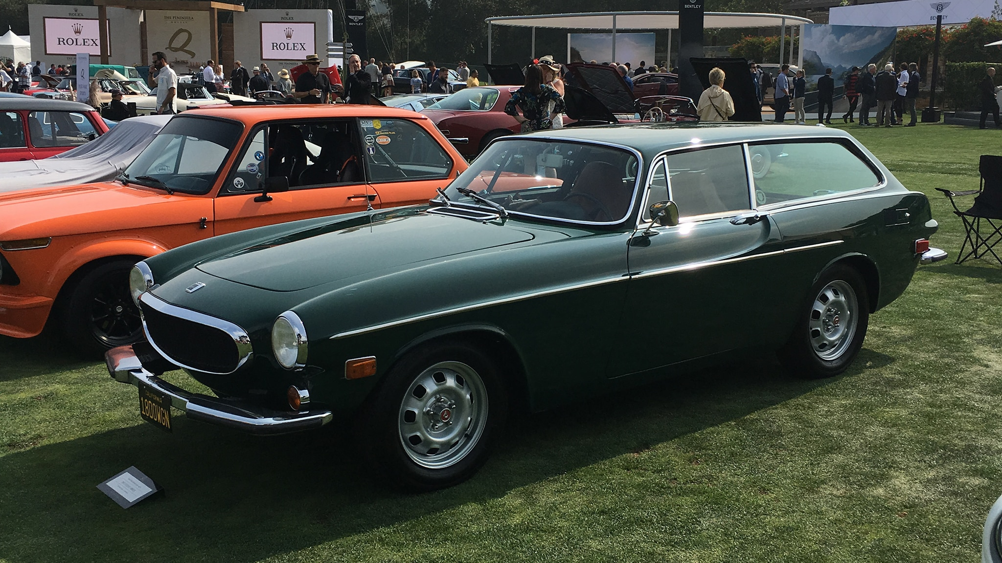 The Best Cars Of The Quail Automobile Magazine - Quail car show tickets price