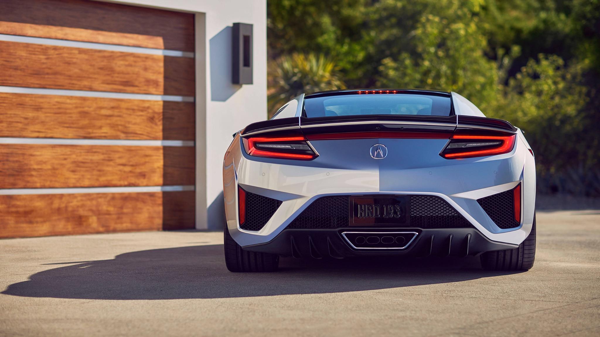2019 acura nsx first look review
