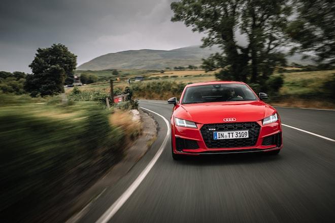 2019 Audi TTS Competition Isle Of Man 25