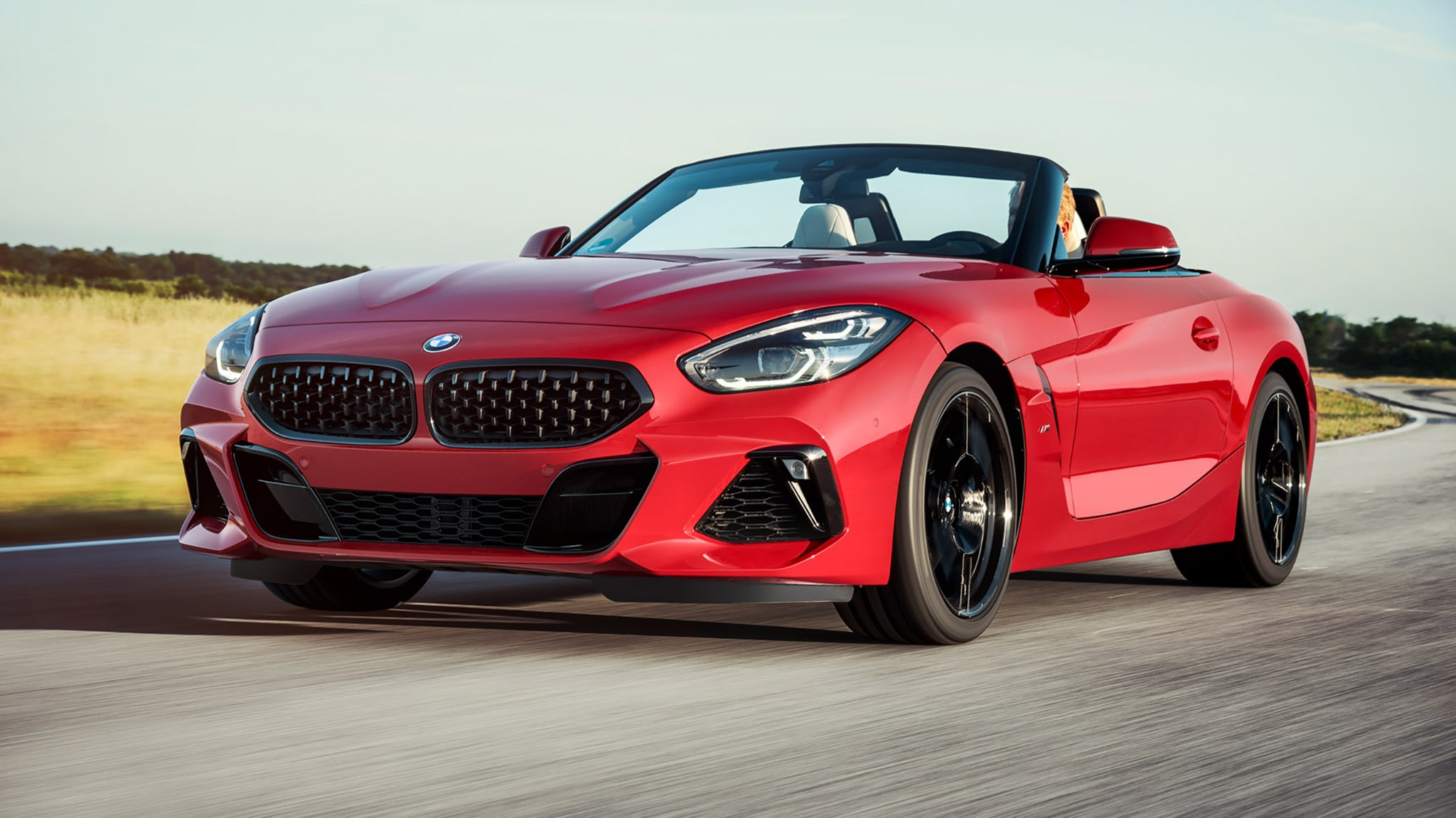 Stunning 2019 Bmw Z4 M40i First Edition Revealed At Pebble