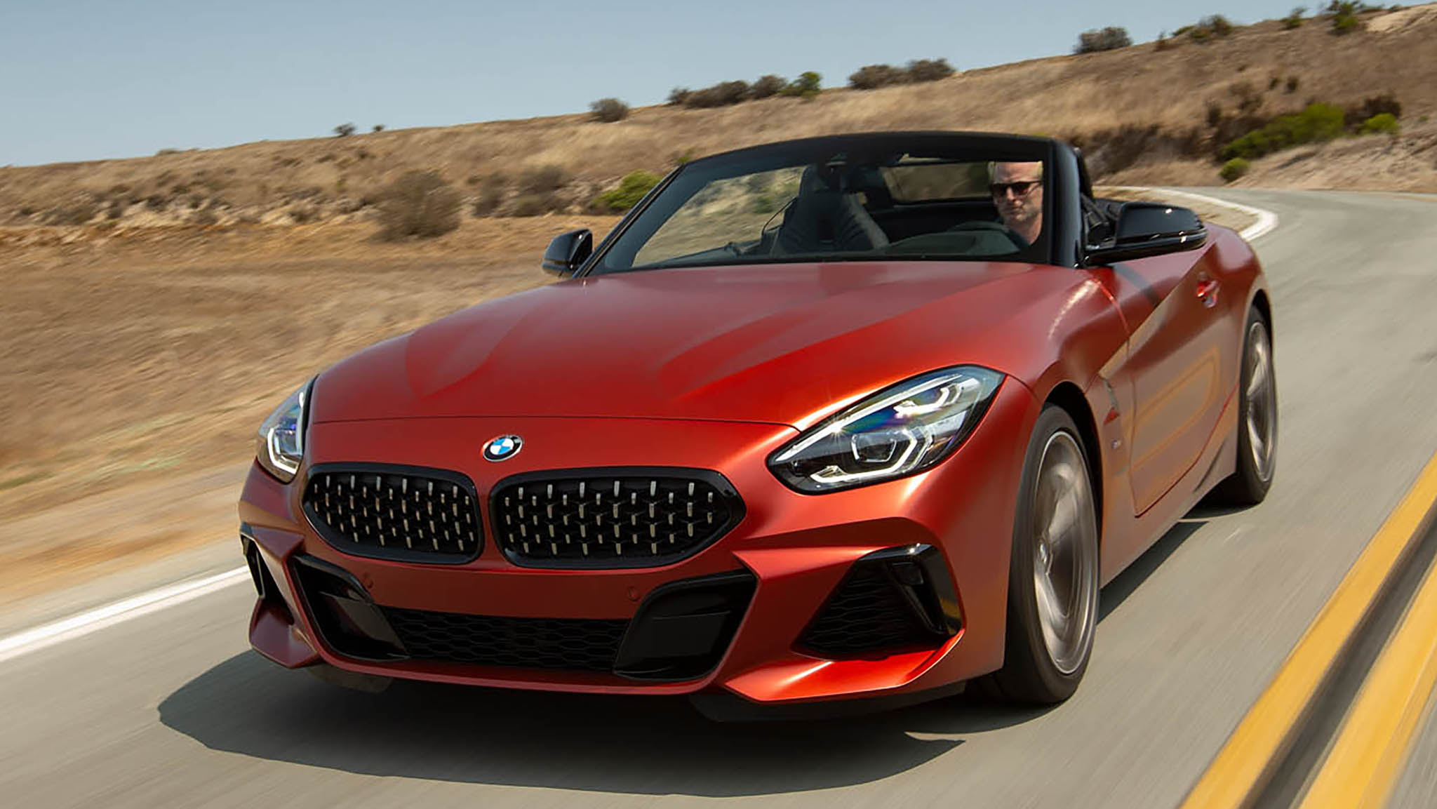 Stunning 2019 Bmw Z4 M40i First Edition Revealed At Pebble Beach
