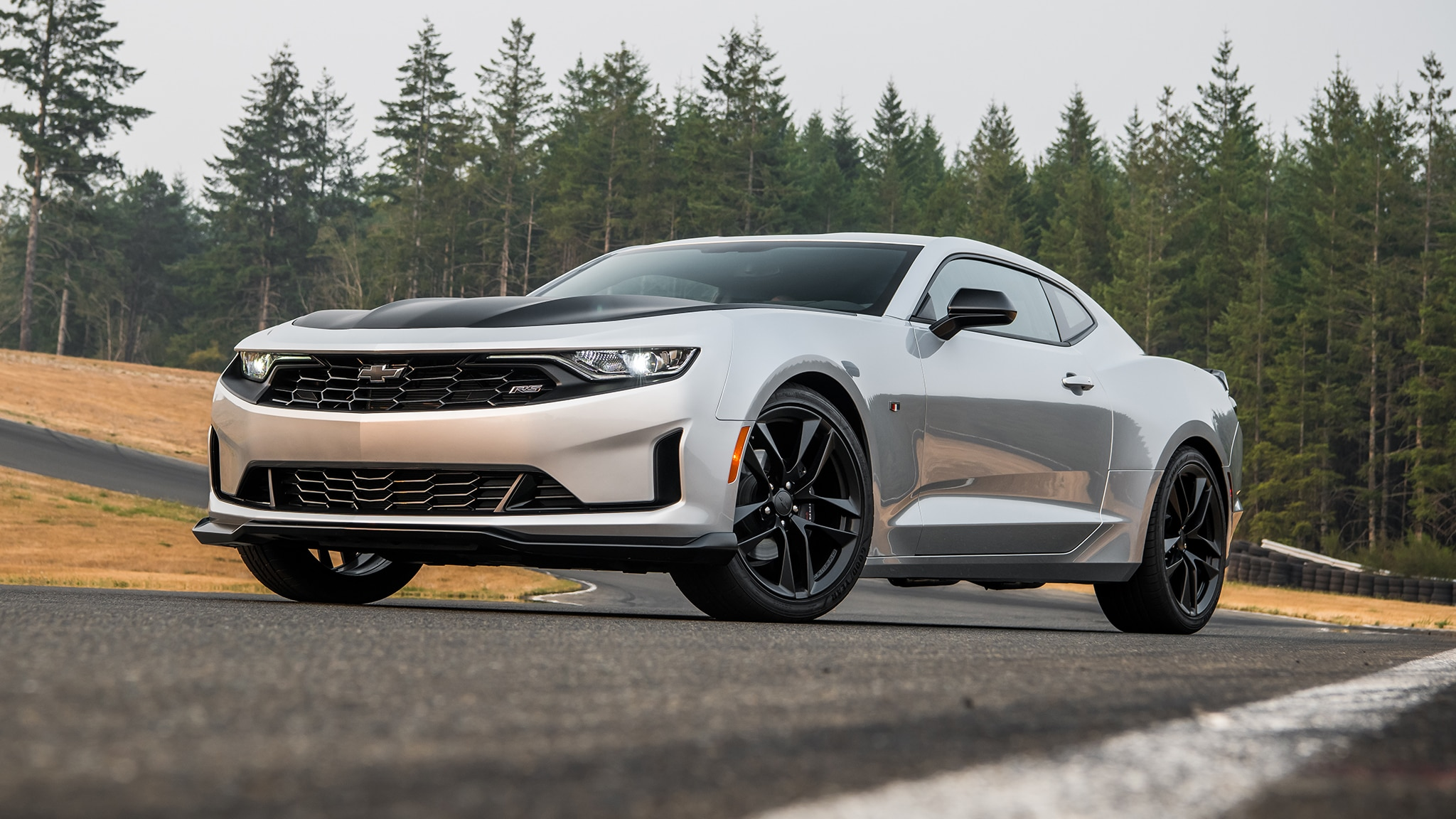 First Drive 2019 Chevrolet Camaro Turbo 1le Automobile Magazine 1966 Chevy Rs Ss Show More