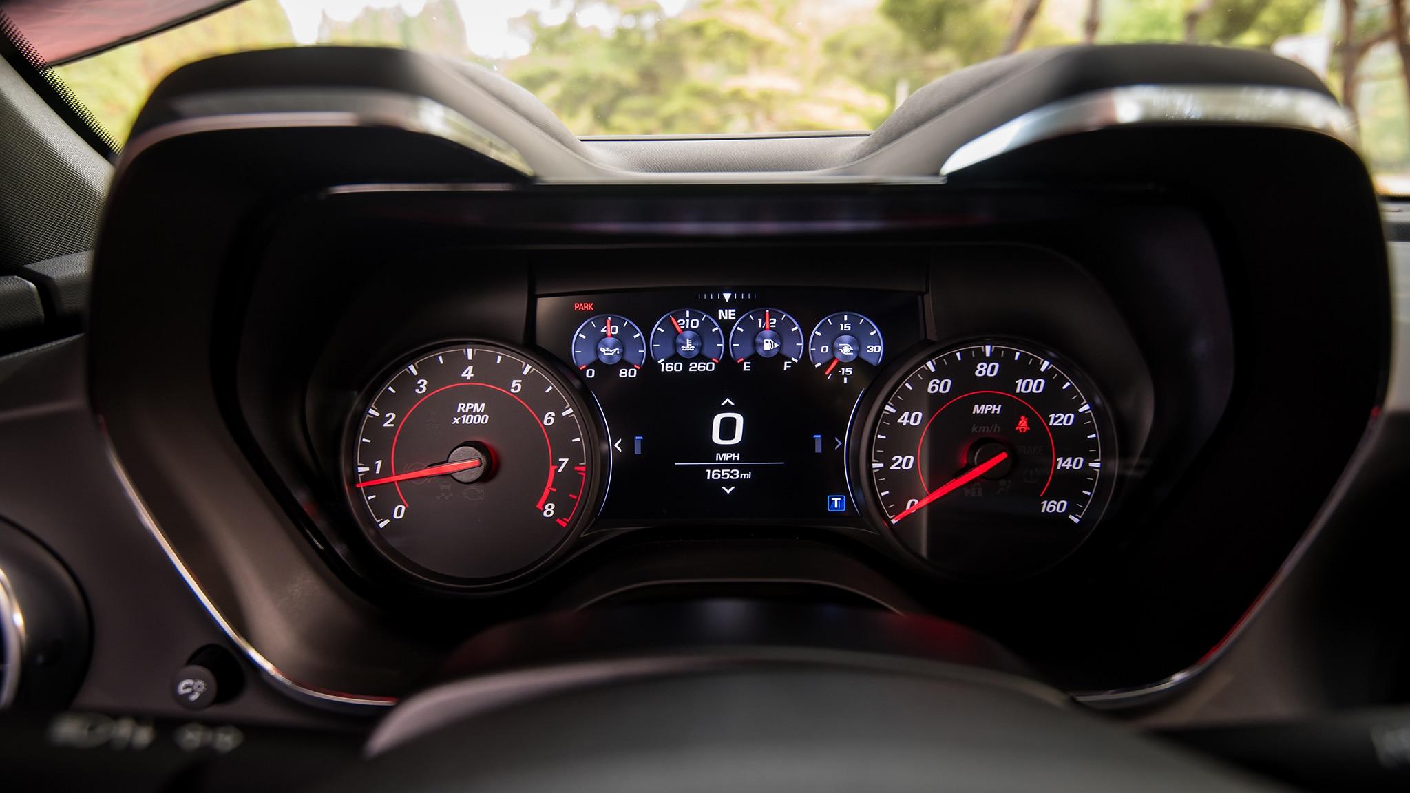 First Drive: 2019 Chevrolet Camaro Turbo 1LE | Automobile ...