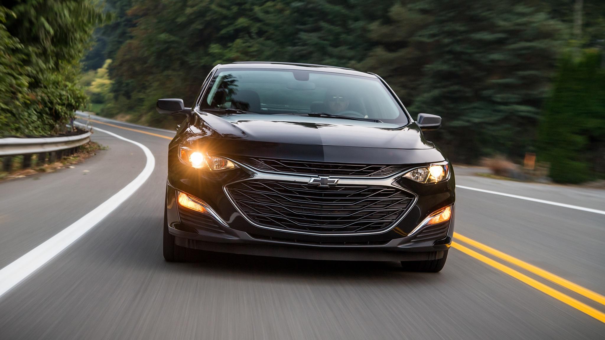 First Drive 2019 Chevrolet Malibu Rs Automobile Magazine