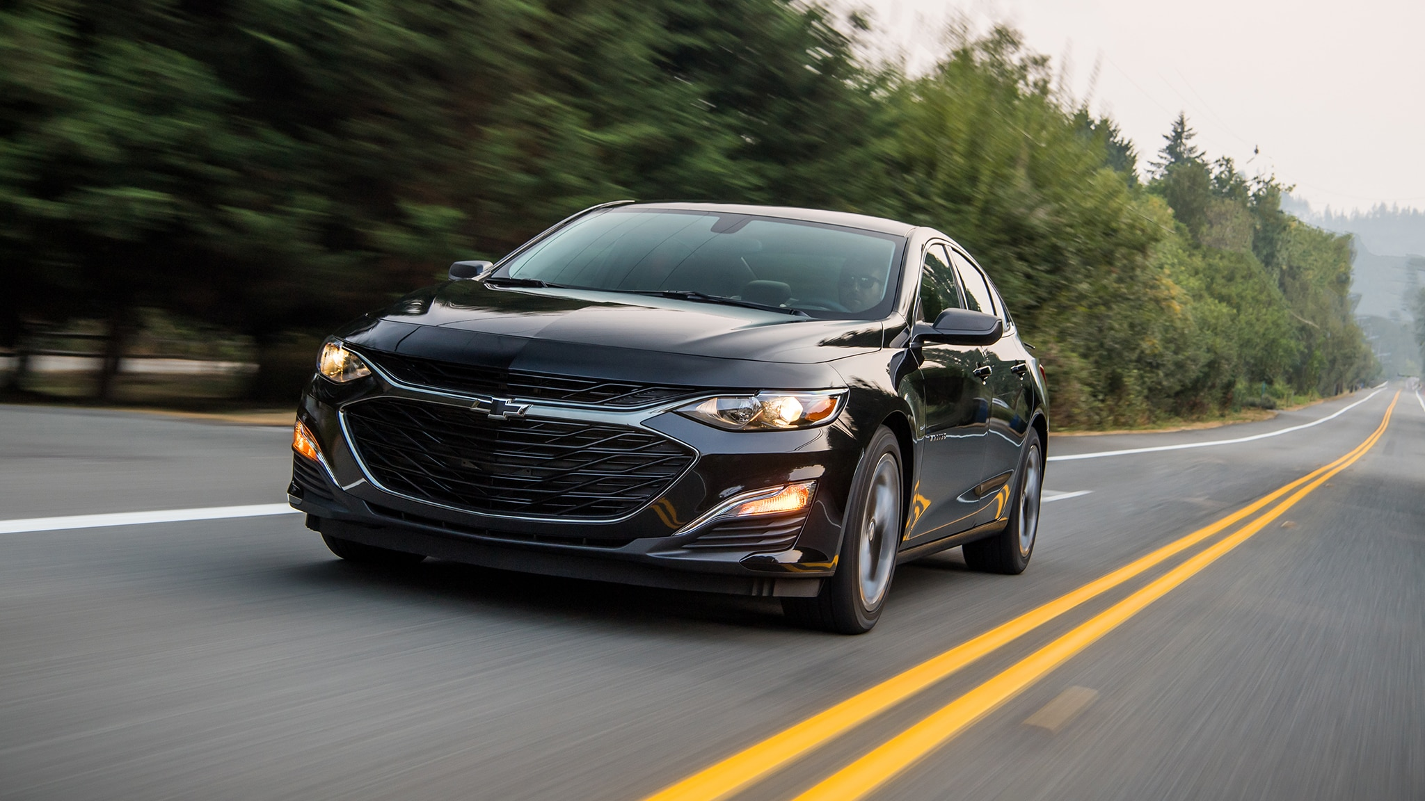First Drive: 2019 Chevrolet Malibu RS | Automobile Magazine