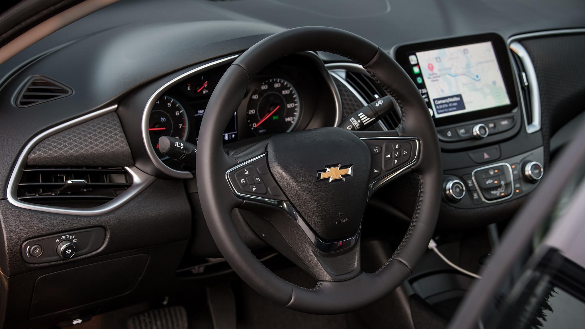 First Drive: 2019 Chevrolet Malibu RS   Automobile Magazine