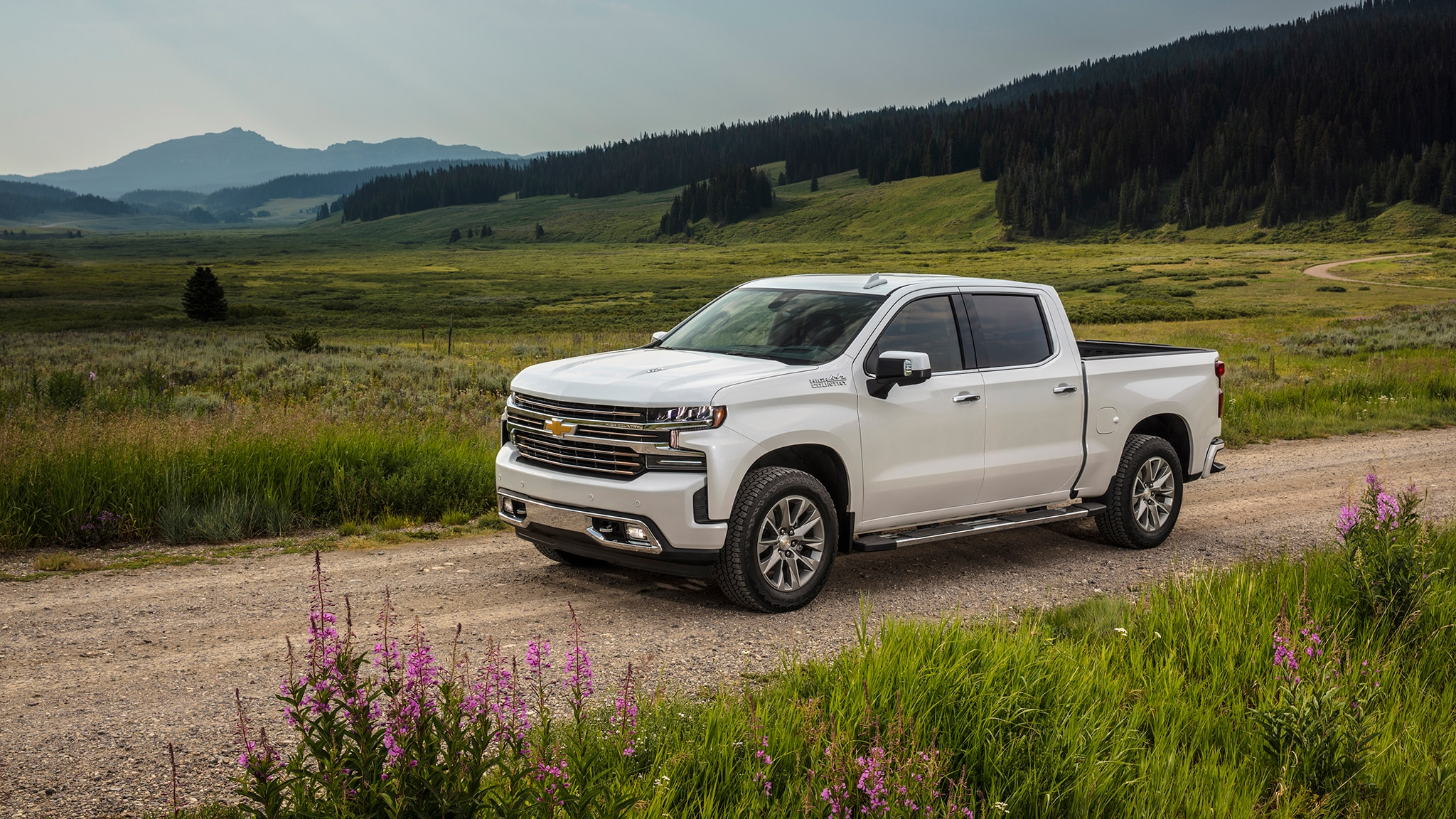 2019 Chevrolet Silverado High Country First Drive Review ...