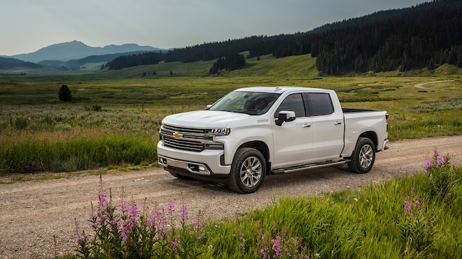 2019 Chevrolet Silverado High Country First Drive Review