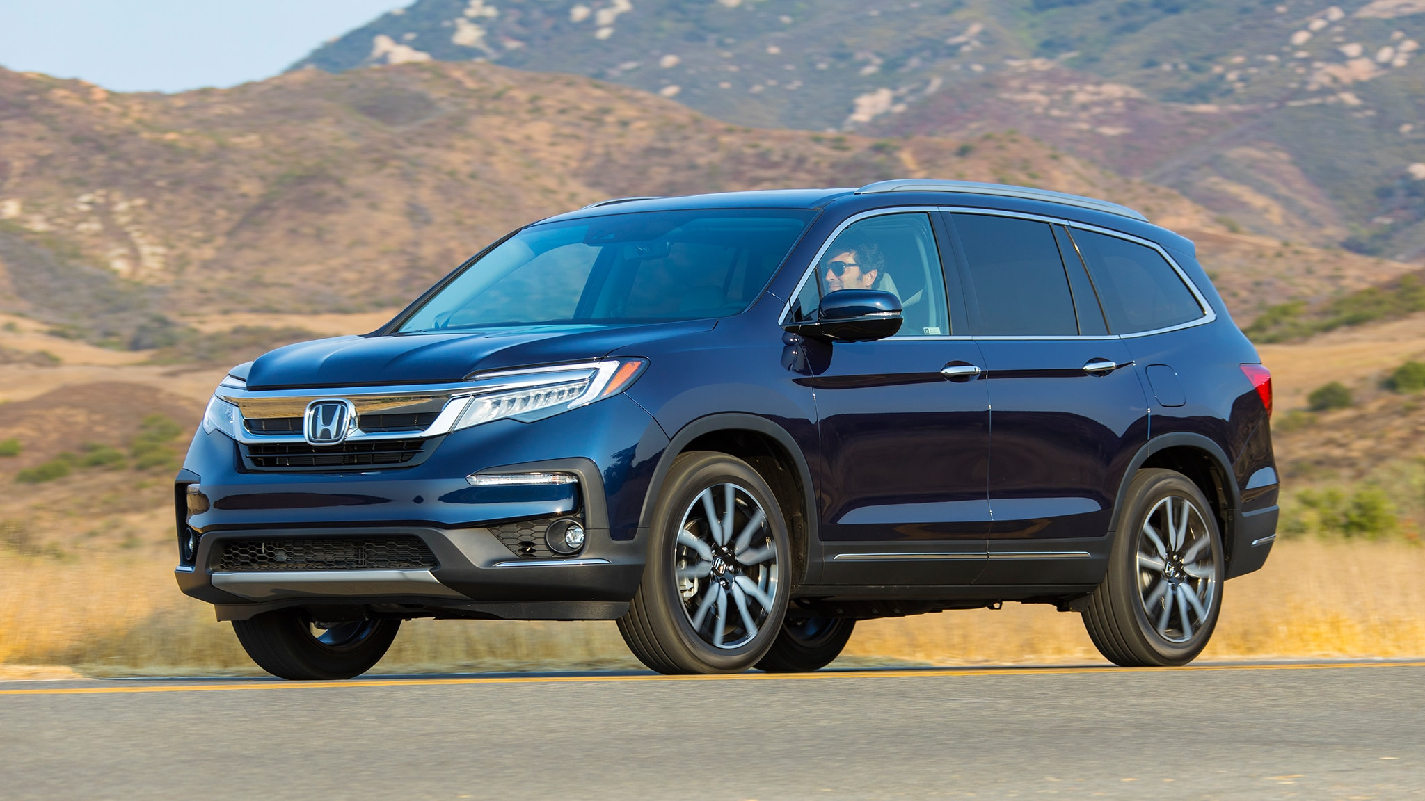 2019 Honda Pilot First Drive Review   Automobile Magazine