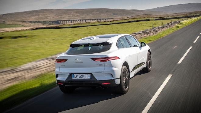 2019 Jaguar I Pace In England 44