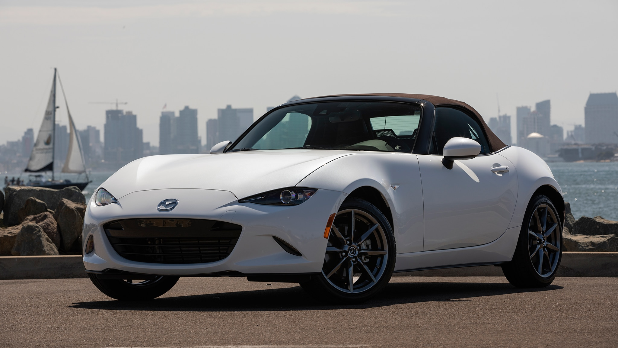 2019 Mazda Mx 5 Miata First Drive Review Automobile Magazine