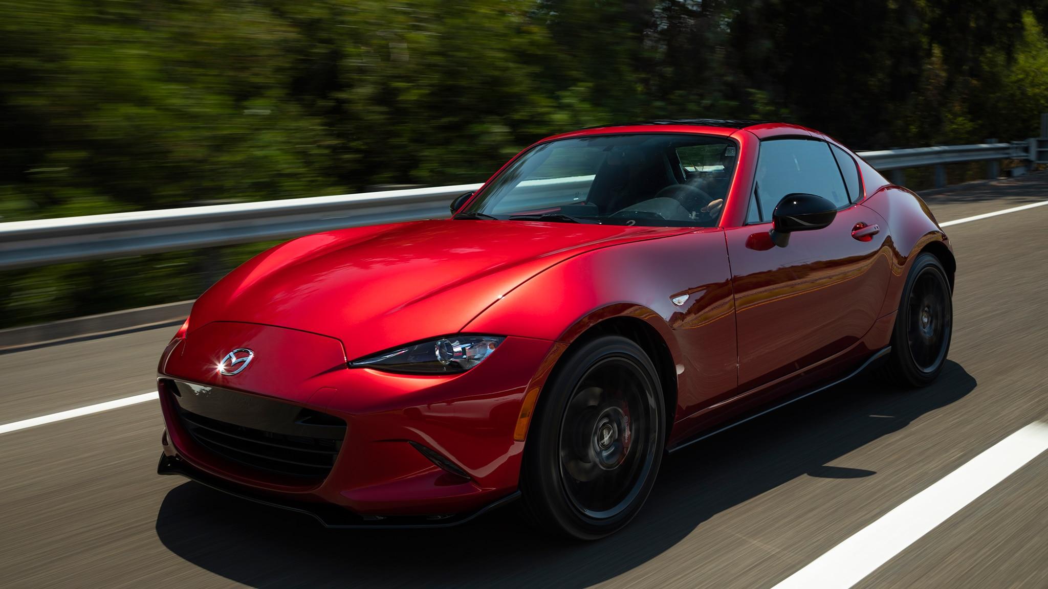 2019 Mazda MX-5 Miata First Drive Review | Automobile Magazine
