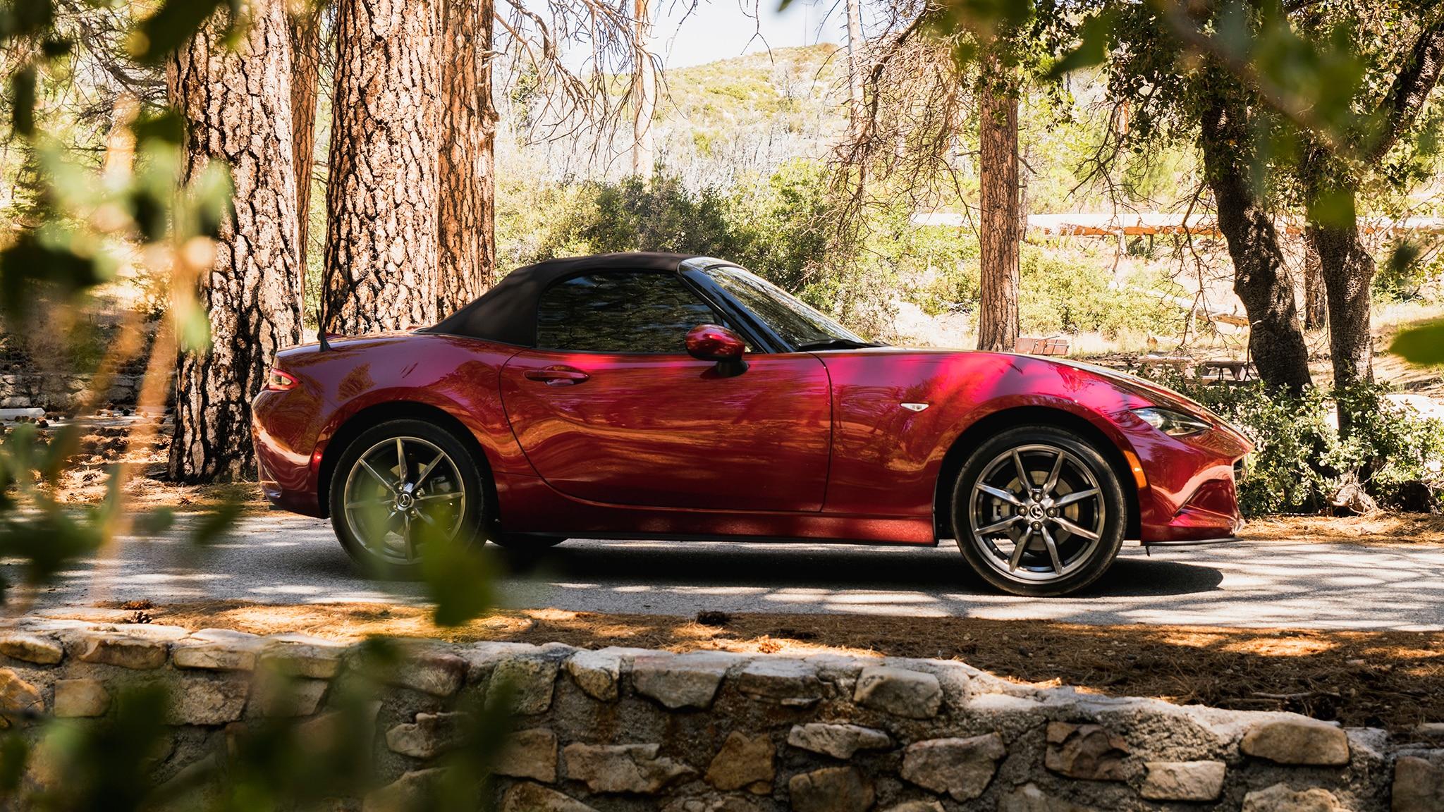 2019 Mazda Mx 5 Miata First Drive Review Automobile Magazine