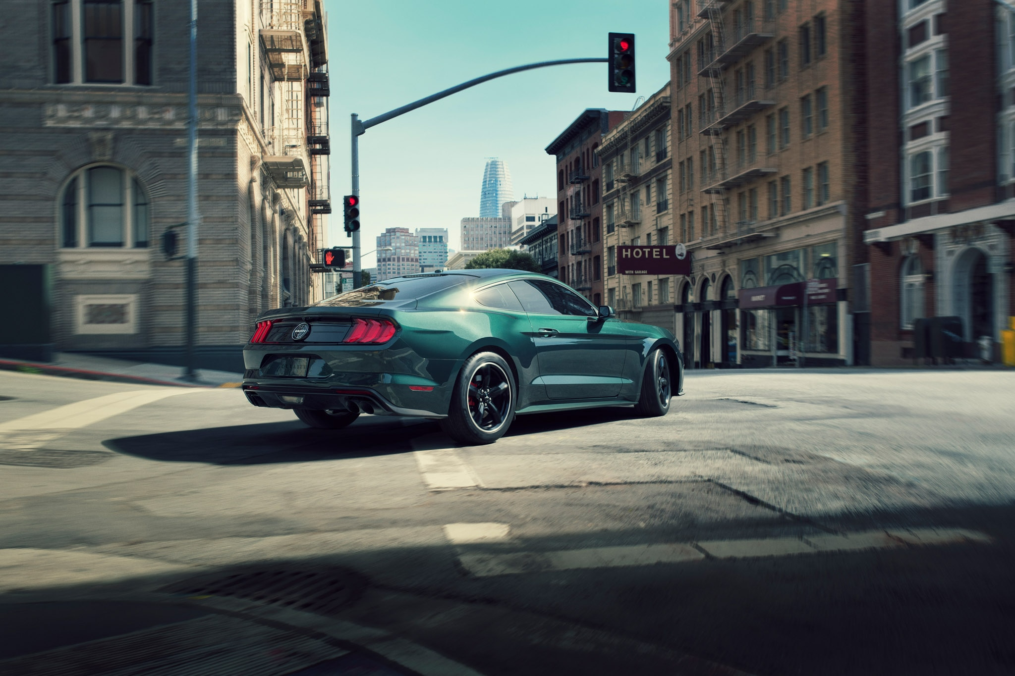 2019 Mustang Bullitt San Francisco Photography 663