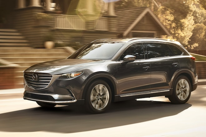 2019 Mazda Cx 9 Will Be Android Auto And Apple Carplay Friendly