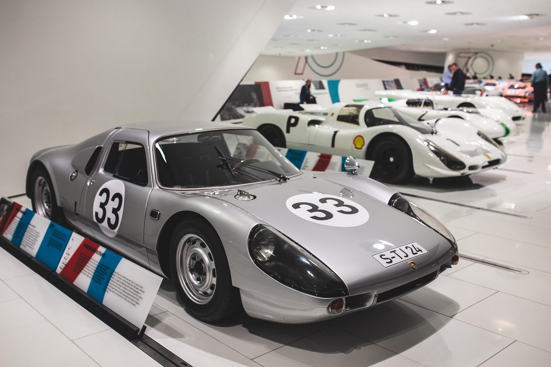70 Years Of Porsche Museum Exhibit Gallery 28