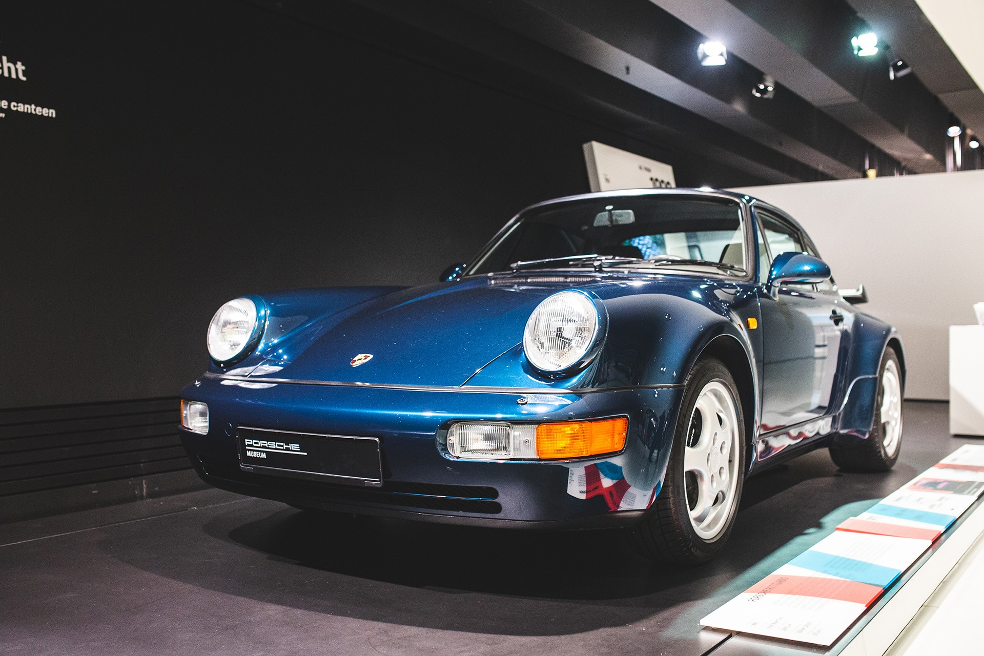 Massive Photo Gallery Of The Porsche Museum S 70 Years Of Sports