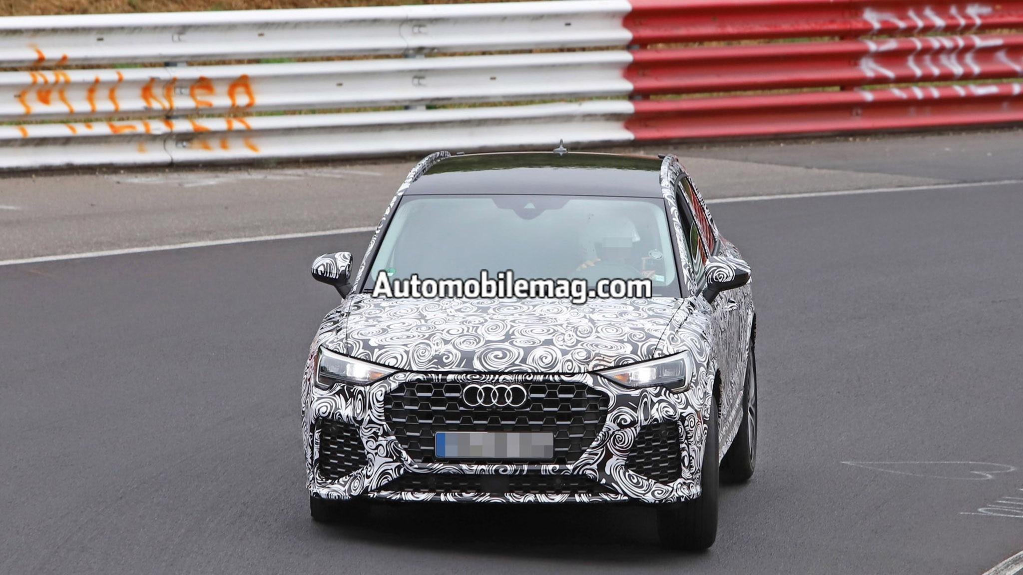 Audi RS Q3 1 1