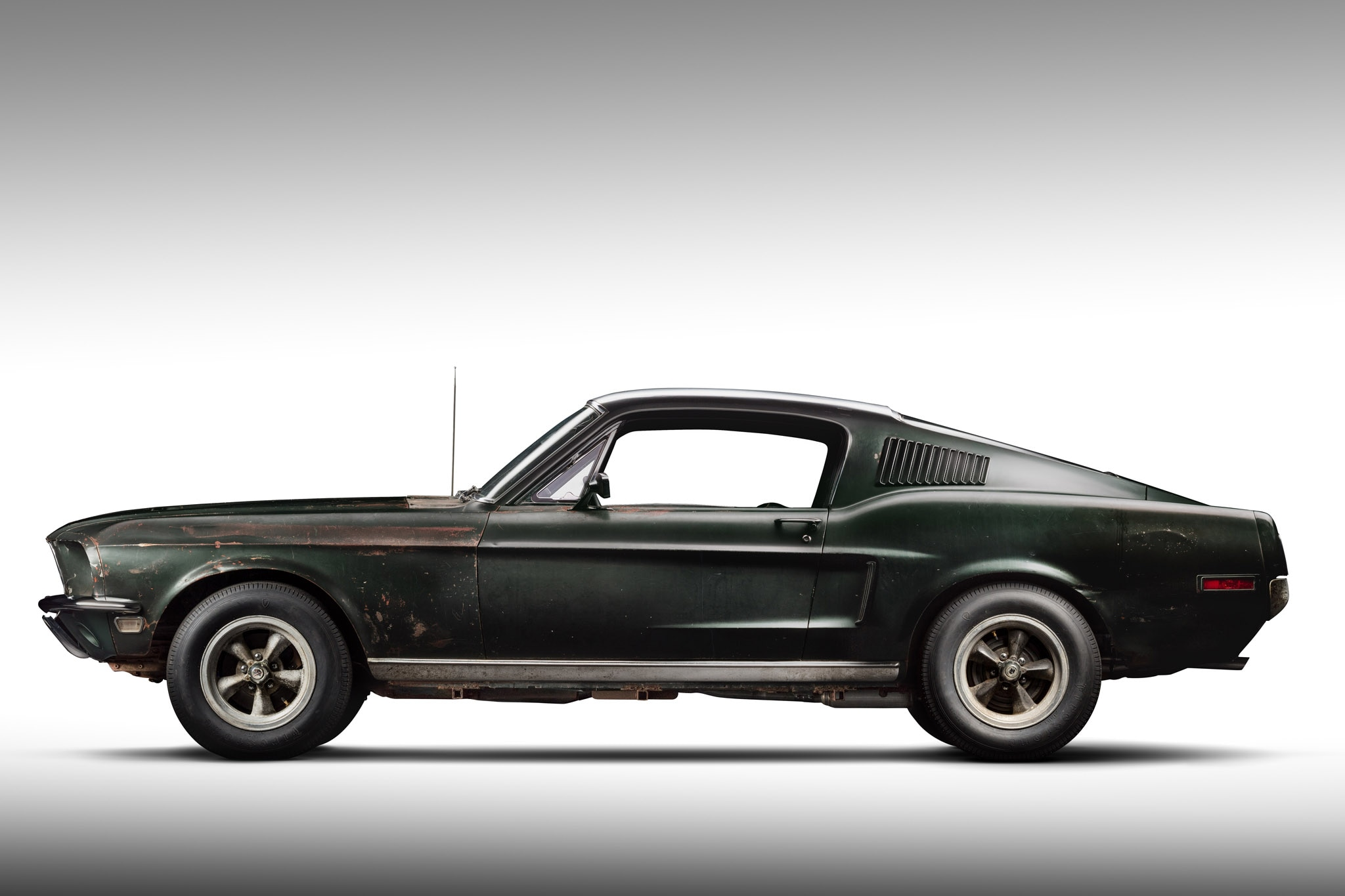 First Drive: 2019 Ford Mustang Bullitt   Automobile Magazine
